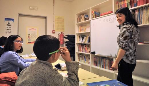 非中文母语班